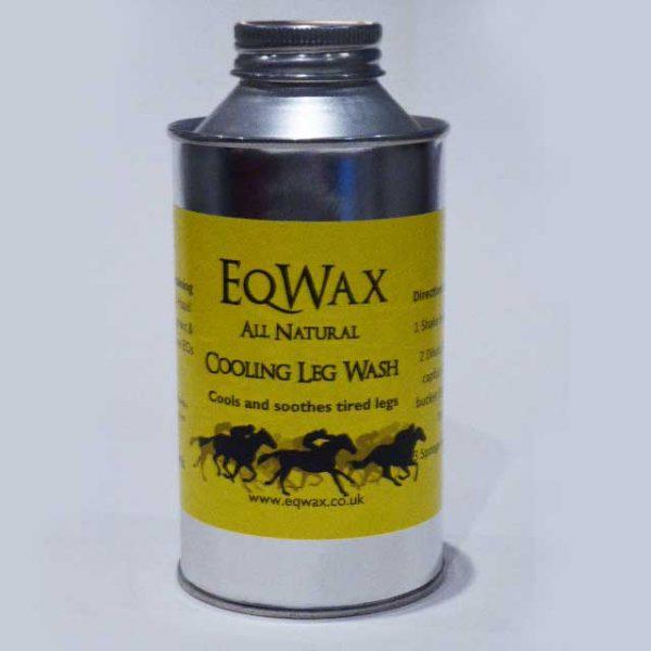cooling leg wash for horses