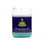 anti-bacterial stable wash
