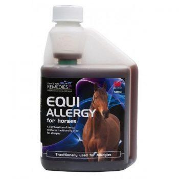 equi allergy
