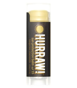 hurraw sun protection lip balm