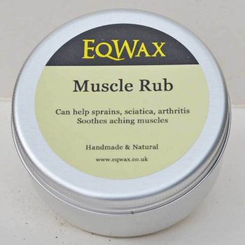 EqWax Muscle Rub
