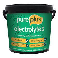 horse pure electrolytes